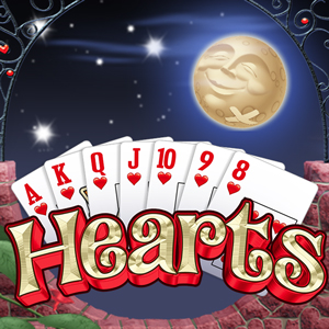 MeTV's online Hearts Multiplayer game