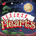 Free Hearts Multiplayer game by Express