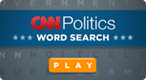 CNN Politics Word Search: Find hidden words in this great game!