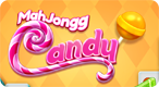 Mahjongg Candy: A matching game with a sweet twist!