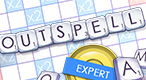 Outspell: Match wits against computer opponents in this word construction game.