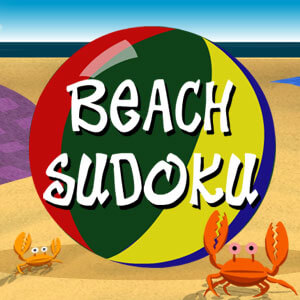 Philly's online Beach Sudoku game