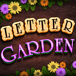 Philly's online Letter Garden game