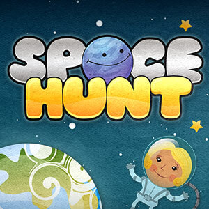 Baltimore Sun's online Space Hunt game