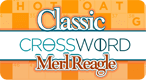 Classic Crosswords by Merl Reagle: Merl's best crosswords. A different one posted every week!
