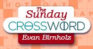 The Sunday Crossword by Evan Birnholz