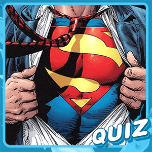 Superhero Secret Identity Quiz
