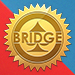 Free Bridge game by Puzzles Palace