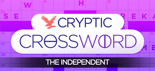 Independent's free The Independent's Cryptic Crossword game
