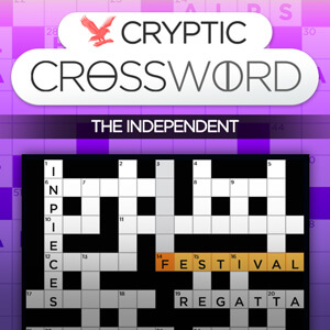 Independent's online The Independent's Cryptic Crossword game
