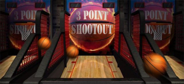 Sports Illustrated Kids's free 3 point shootout game