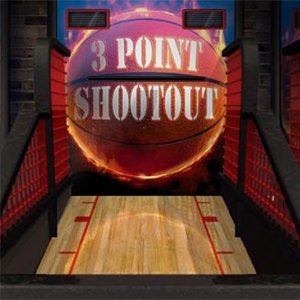 Sports Illustrated Kids's online 3 point shootout game