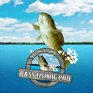 Sports Illustrated Kids's online Bass fishing pro game