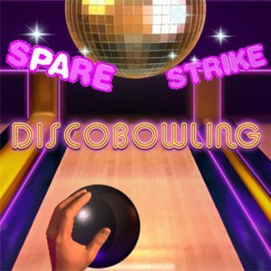 Sports Illustrated Kids's online Disco Bowling game