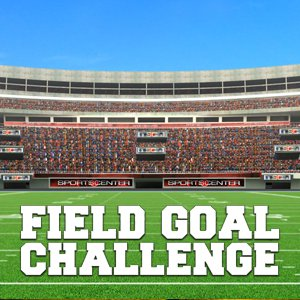 Sports Illustrated Kids's online Field Goal Challenge game