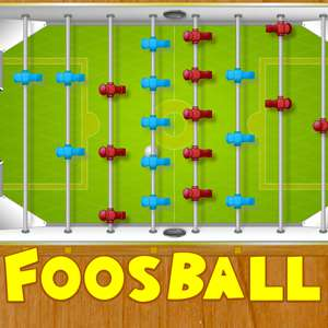 Sports Illustrated Kids's online Foosball game