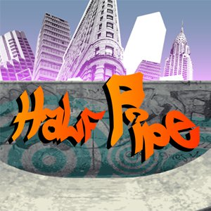 Sports Illustrated Kids's online Half Pipe game