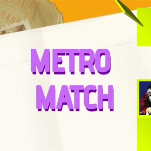 Sports Illustrated Kids's online Metro Match game