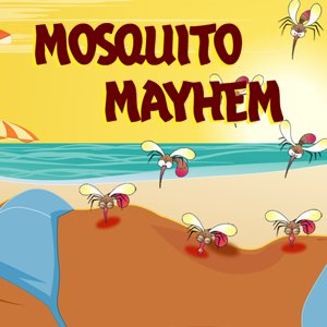 Sports Illustrated Kids's online Mosquito Mayhem game