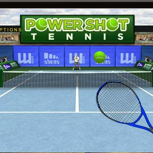 Sports Illustrated Kids's online Powershot Tennis game