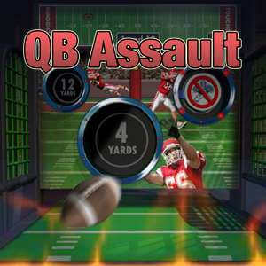 Sports Illustrated Kids's online Qb assault game