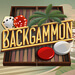 Free Backgammon Multiplayer game by LA Times