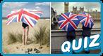 The Great British Weather Quiz: It's raining... again.