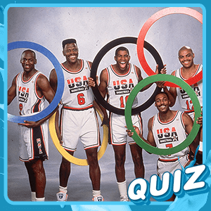 Can You Name Every Member of The '92 Dream Team?