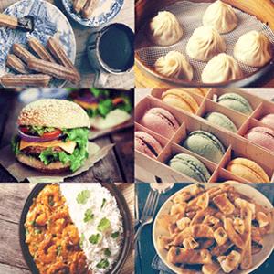 International Food Photo Quiz