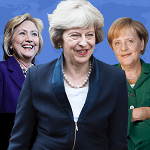 Which Famous Woman in Politics Are You?