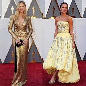 Oscars Red Carpet Fashion Quiz