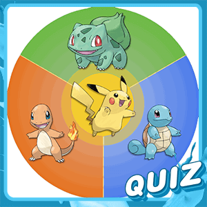 Pokémon Picture Quiz