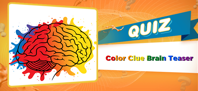 Color Clue Brain Teaser