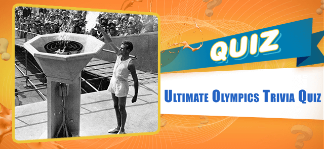 Ultimate Olympics Trivia Quiz