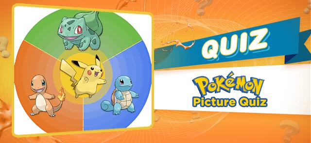 Pokémon Picture Quiz