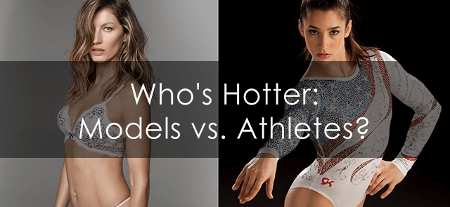 Who's Hotter: Models vs. Athletes?