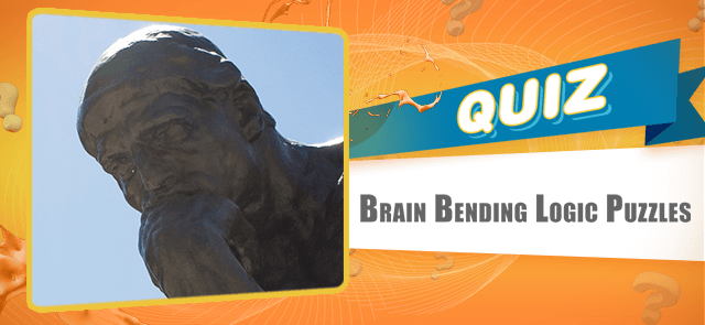 Brain Bending Logic Puzzles