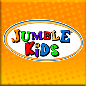 San Diego Union Tribune's online Jumble for Kids game
