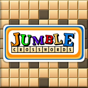 Chicago Tribune ABTest's online Jumble Crosswords game