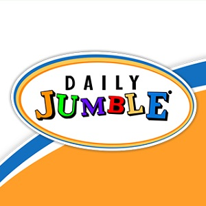 Chicago Tribune's online Daily Jumble game