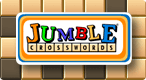 Jumble Crosswords