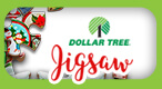 Dollar Tree Christmas Jigsaw: Santa Claus and Dollar Tree partnered to give everyone a special gift this holiday season... Dollar Tree's Christmas Jigsaw!