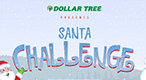 Dollar Tree Santa Challenge: Jingle your way through the North Pole to quickly solve Christmas puzzles!