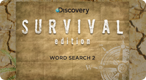 Survival Word Search 2