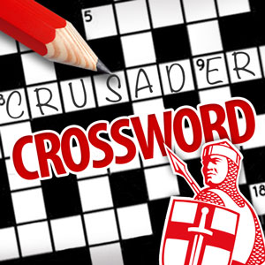 Express's online Crusader Crossword game