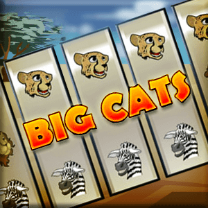 The Detroit Free Press's online Slots: Big Cats game