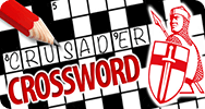 Crusader Crossword