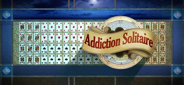 Cox Media Dayton Daily News's free Addiction Solitaire game