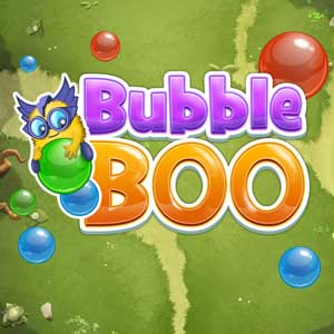 MeTV's online Bubble Boo game