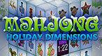 Holiday Mahjongg Dimensions: Enjoy your holidays with Mahjong Dimensions!